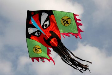 Kites can nowadays be seen in parks throughout the world, but they were invented in China more than 2000 years ago. Today, people usually use them for fun and entertainment, but they actually played an important role in Chinese history. We will describe the origin and history of Chinese kites, and you may be surprised with some facts you will find out.