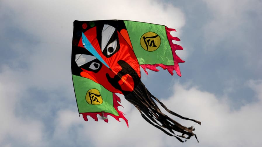 Chinese Kites History and Origin