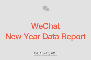 It's very rare for the WeChat team to announcehow many messages are running through WeChat but a few hours ago they did just that with the release of an official new data set for the Chinese New Year 2018. (6 days in total). Check out the full release below. China…