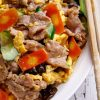 Moo Shu Pork(木须肉, origional Chinese name 木樨肉)is a dish contains tender pork, soft egg, smooth wood ear and chewy daylily and cucumber. Moo Shu Pork is a dish originated from Northern China and now is quite popular in the entire country. However if you ever visit a restaurant in China,…
