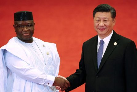 China offered $300M loan to build airport. Here's why Sierra Leone said no