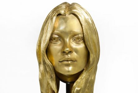 Gold Kate Moss could go for half a million