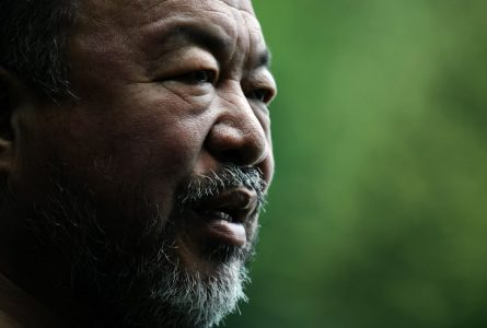 Chinese artist Ai Weiwei is moving to America