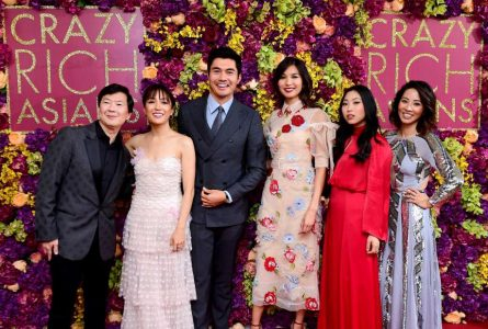 Can 'Crazy Rich Asians' replicate its success in China?