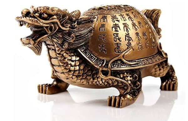 The Dragon Turtle Feng Shui Cure