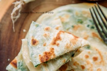 Chinese Scallions pancake also known as green onion pancake or Congyoubing  is one of the famous and traditional Chinese street foods and ideal Chinese breakfast. Those crispy and aroma pancakes are available all around China. Making your own scallion pancake at home is easy and enjoyable. I know that many…