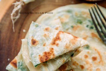 Chinese Scallion Pancakes (Congyoubing)