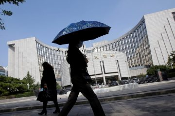 China and Britain renewed their bilateral local currency swap scheme for another three years on Monday, two weeks after Beijing signed a similar deal with Japan, in a sign that Beijing is securing backup in defending its depreciating currency. These bilateral arrangements allow the People's Bank of China to use…