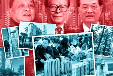 The American dream of home ownership quickly swept through China. But was it too much of a good thing?