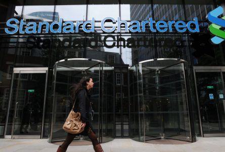 Standard Chartered considers a simpler structure to control costs, will reveal plan with full-year result in February