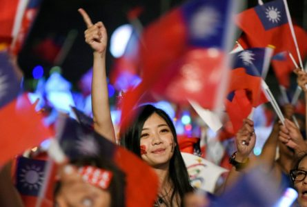 Taiwan elections may give economy brief boost as US-China trade war threatens tech sector
