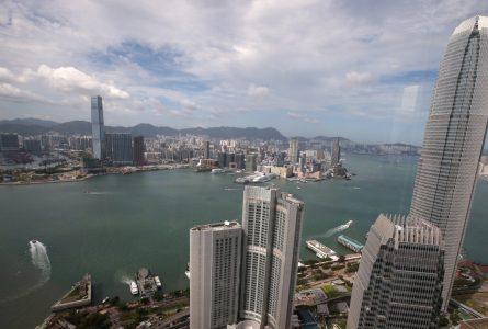Hong Kong has played an outsize role in contributing to the growth of China's financial market