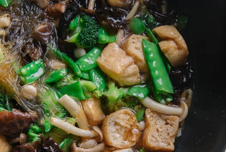 Buddha's Delight – Chinese Vegetable Stew