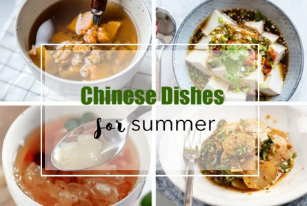 Top 20 Chinese Dishes for Summer