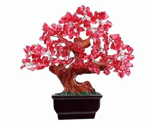 Feng Shui Amethyst Crystal Tree