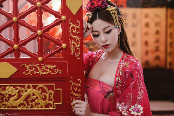 Concubines In China