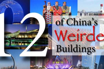 From Star Trek Enterprise replicas, massive rings, and even a piano-shaped building, there are plenty of weird Chinese buildings to see. There's already a lot about China that makes the country unique, but few people consider that China's crazy architecture might be one of them. Up until about 20 years…