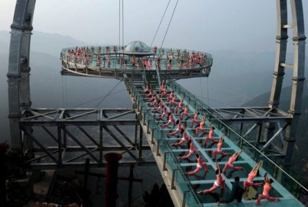 China's scariest outdoor attractions