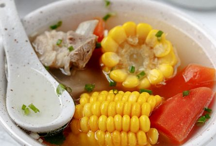 Pork and Corn Soup
