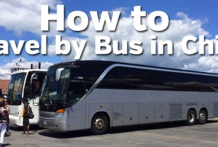 How to Travel by Bus in China - 2018