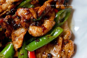 Easy tender pork slices stir-fried with fermented black bean sauce. I am testing my own fermented black beans in recent days and the bad news is I have failed at the first batch. The beans are not completely fermented. Although I was quite frustrated by the result, still, I love…