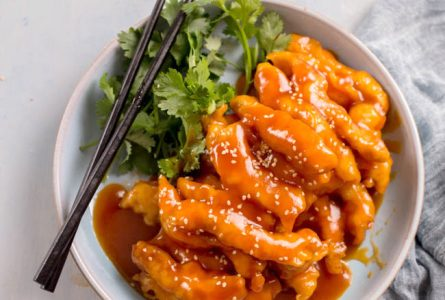 Sweet and Sour Pork–Tang Cu Li Ji