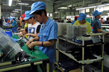 Caixin's manufacturing Purchasing Managers Index (PMI) data for April released Wednesday showed a mixed outlook for China's manufacturers. The headline figure rose slightly from March, showing that the sector continues to perform relatively strongly, but there are signs of slowing demand in some areas that could be cause for concern.…