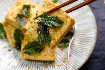 Learn how to make crispy tofu with pan-frying, using different types of tofu and how you can turn pan-fried tofu into something unique. Crispy tofu is a quite popular middle cooked ingredients in Chinese kitchen. It can be served directly with salt and pepper or coated with a comforting sweet…