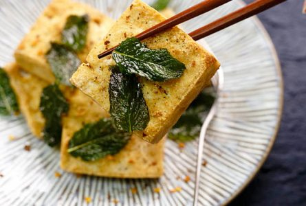 How to Pan Fry Tofu