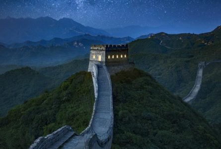 Airbnb launches Great Wall of China sleepover contest