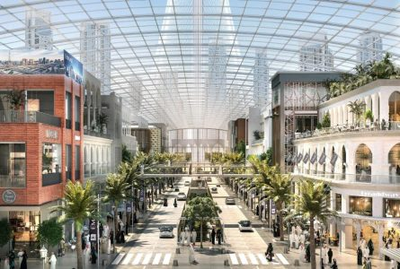 Dubai plans for $2B tech-driven mega mall