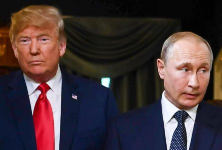 6 in 10 say Trump too friendly to Russia
