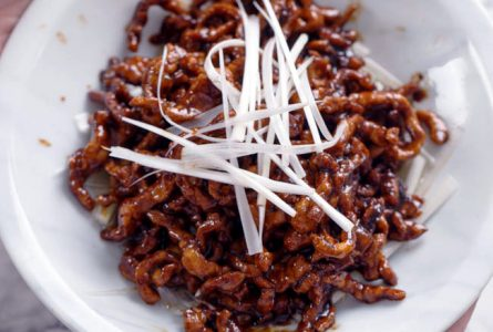 Peking Shredded Pork