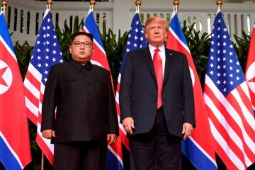 "Washington (CNN)President Donald Trump issued a White House statement about North Korea on Wednesday evening via Twitter, casting blame on China for difficulties in the US-North Korea relationship and asserting there is ""no reason at this time"" to spend money on joint military exercises with South Korea. ""President Donald J.…"
