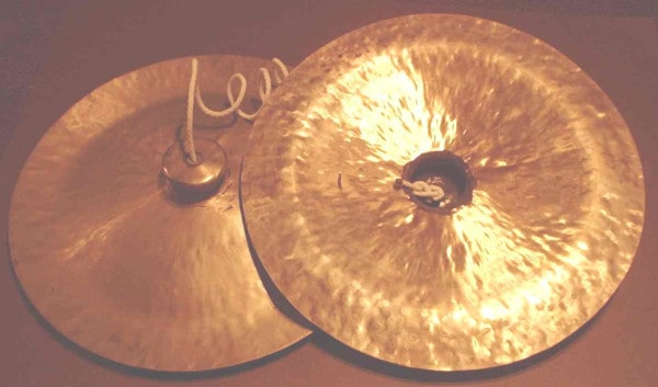 Chinese Cymbals