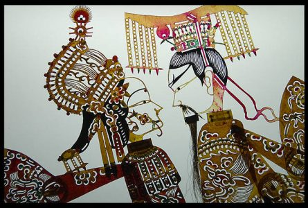Chinese Shadow Puppetry Facts and Stories (Video)