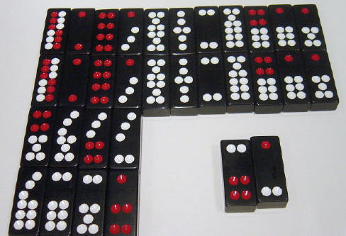 Pai Gow (牌九; pái jiǔ) - ChineseDominoes