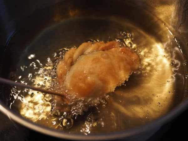 Chinese Cuisine Cooking Methods: Deep Frying