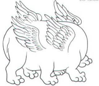 the Four Evil Creatures of Chinese Mythology - Hundun