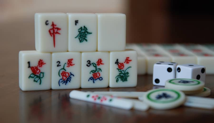 Traditional Chinese Board Games that are Still Really Popular