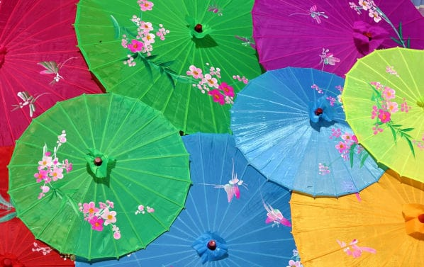 Umbrellas in Chinese Culture - History and Facts