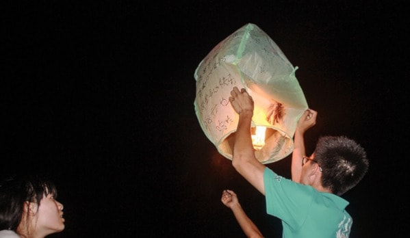 Why Chinese Release Lanterns To Fly