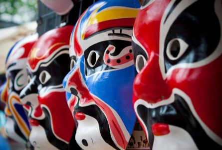 Chinese Traditional Masks (Types - History - Meaning)