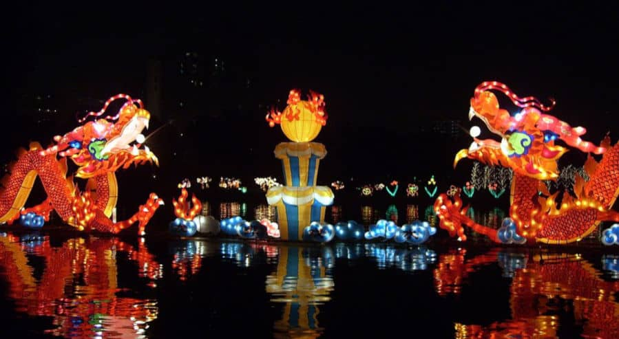 Spring Festival - Chinese New Year