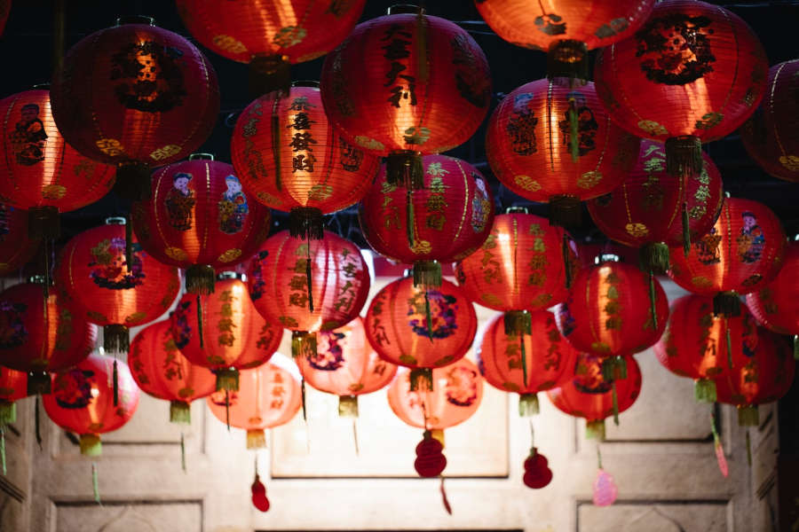 Spring Festival: The Chinese New Year