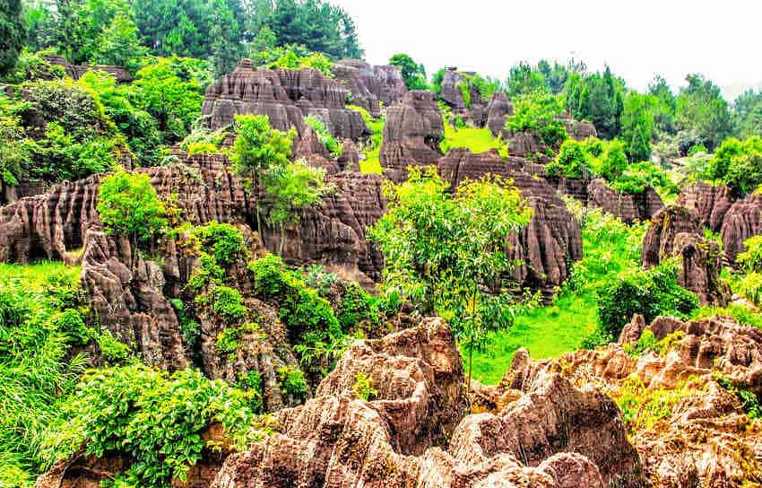Top 5 Amazing Natural Places in China