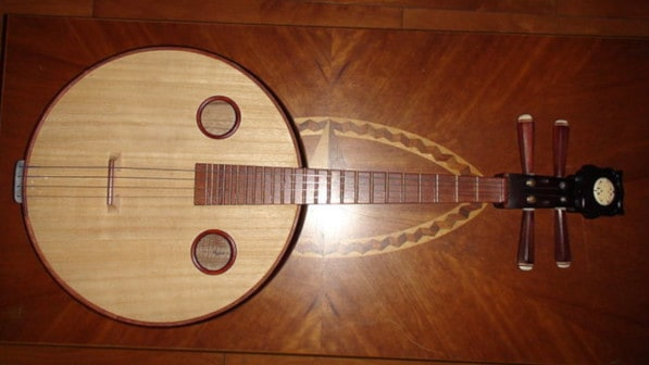 Ruan - Chinese String Instrument