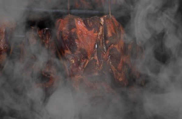 Chinese Cuisine Cooking Methods: Smoking