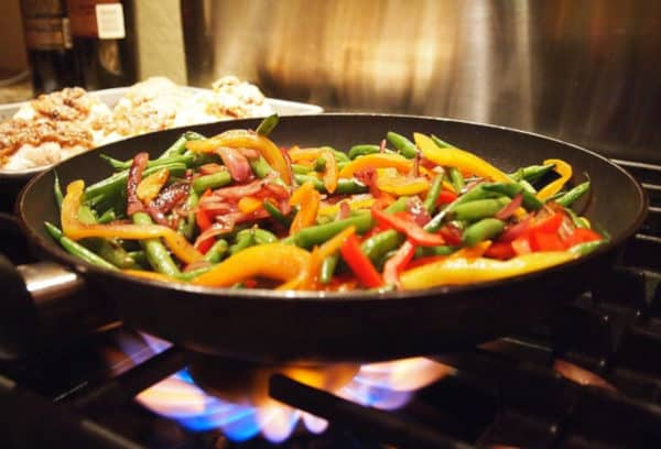 Chinese Cuisine Cooking Methods: Stir-frying