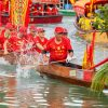 The Dragon Boat Festival is one of the most popular festivals in Chinese culture and in China, it is considered as important as other big Chinese festivals (Spring Festival/Chinese New Year, Lantern Festival, and Ching Ming Festival, among others)